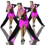 Обучение латиноамериканским танцам онлайн