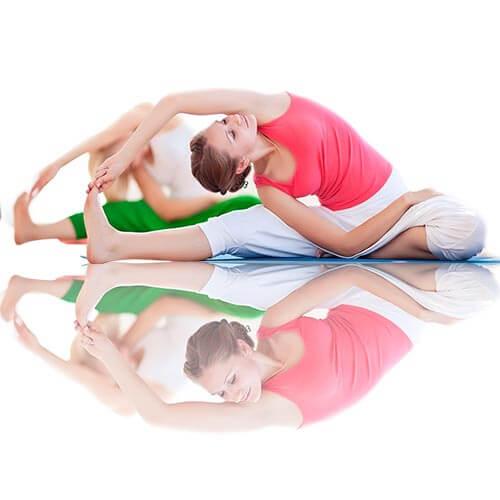 Групповые онлайн занятия гимнастикой